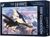 Puzzle Hobbit: Bilbo i orły 1000