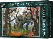 Puzzle Władca Pierścieni: Rhosgobel 1000