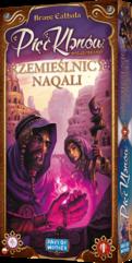 Pięć Klanów: Rzemieślnicy Naqali (gra planszowa)
