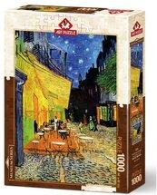 Puzzle 1000 Vincent van Gogh, Nocna kawiarenka