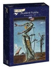 Puzzle 1000 Salvador Dali, Płonąca żyrafa, 1937