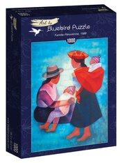 Puzzle 1000 Louis Toffoli, Peruwiańska rodzina