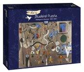 Puzzle 1000 Joan Miro, Karnawał Arlekina