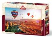 Puzzle 1500 Turcja, Kapadocja