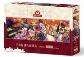 Puzzle 1000 Kolory jazzu (Panorama)