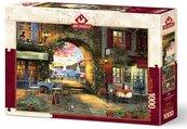Puzzle 1000 Nadmorska restauracja