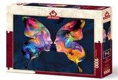 Puzzle 1000 Kolorowa miłość