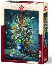 Puzzle 1000 Dzikie kwiaty