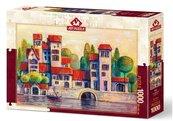 Puzzle 1000 Naturalne miasto