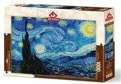Puzzle 1000 Vincent van Gogh,Gwiaździsta noc