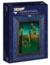 Puzzle 1000 Salvador Dali, Kobieta z głową z róż