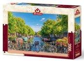 Puzzle 2000 Holandia, Amsterdam