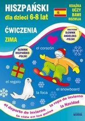 Hiszpański dla dzieci 6-8 lat. Zima. Ćwiczenia