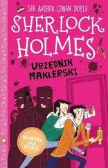 Sherlock Holmes T.19 Urzędnik maklerski