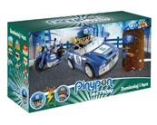 EP PinyPon Action - Zetaw pojazdów z figurką Policja 16057