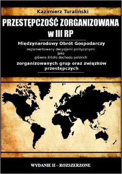 Przestępczość zorganizowana w III RP