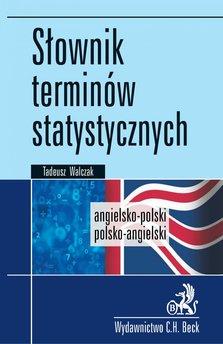 Słownik terminów statystycznych angielsko-polski polsko-angielski