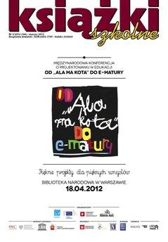 Książki szkolne Nr 3/2012 (186)