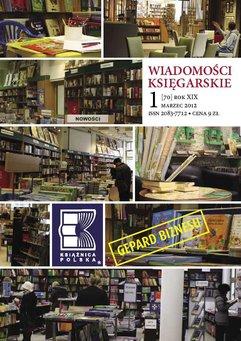 Wiadomości Księgarskie nr 1/2012 (70)