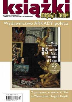 Magazyn Literacki KSIĄŻKI - nr 4/2012 (187)