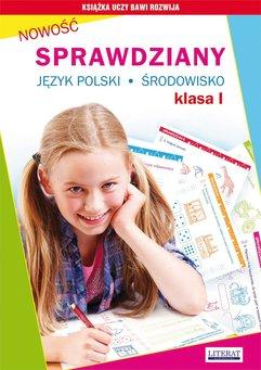Sprawdziany. Język polski, środowisko. Klasa I
