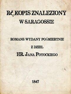 Rękopis znaleziony w Saragossie