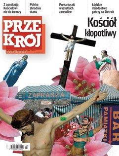 """""""Przekrój"""" nr 142012"""
