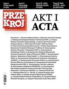 """""""Przekrój"""" nr 52012"""