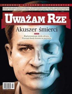 """""""Uważam Rze. Inaczej pisane"""" nr 8/2013"""