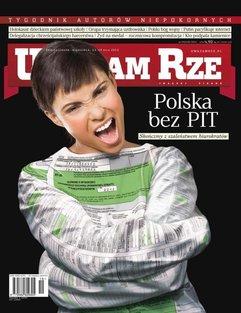 """""""Uważam Rze. Inaczej pisane"""" nr 19/2013"""