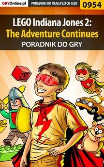 LEGO Indiana Jones 2: The Adventure Continues - poradnik do gry