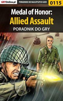 Medal of Honor: Allied Assault - poradnik do gry