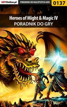 Heroes of Might & Magic IV - poradnik do gry