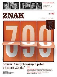 Miesięcznik Znak. Wrzesień 2013