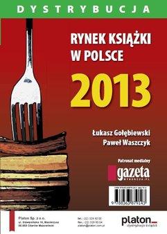 Rynek książki w Polsce 2013. Dystrybucja