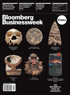 """""""Bloomberg Businessweek"""" wydanie nr 1/14"""