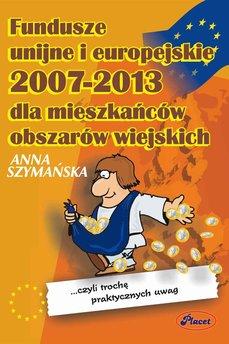 Fundusze UE 2007-2013 dla mieszkańców obszarów wiejskich