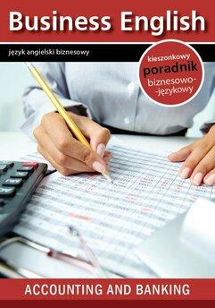 Accounting and banking. Rachunkowość i Bankowość