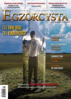 Miesięcznik Egzorcysta. Sierpień 2014