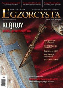Miesięcznik Egzorcysta. Wrzesień 2014