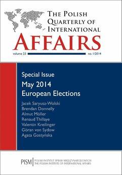 The Polish Quarterly of International Affairs 1/2014