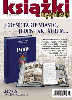Magazyn Literacki KSIĄŻKI 3/2015