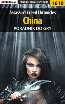 Assassin's Creed Chronicles: China - poradnik do gry