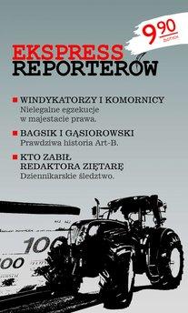 EKSPRESS REPORTERÓW. Windykatorzy i komornicy - nielegalne egzekucje w majestacie prawa. Bagsik i Gąsiorowski - Prawdziwa histor