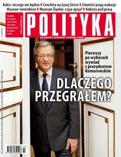 Polityka nr 27/2015
