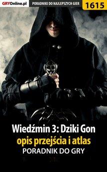 Wiedźmin 3: Dziki Gon - poradnik do gry