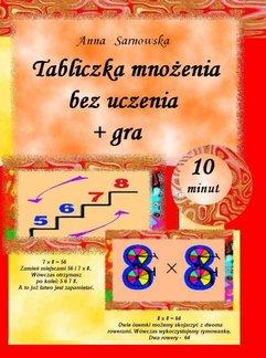 Tabliczka mnożenia bez uczenia + gra