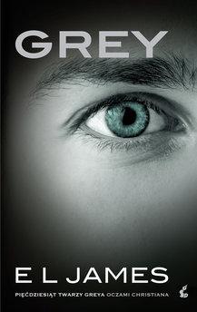 """Grey. """"Pięćdziesiąt twarzy Greya"""" oczmi Christiana"""