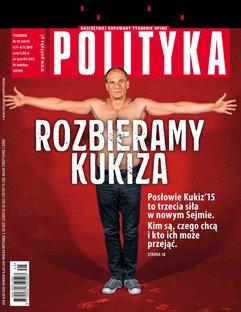 Polityka nr 45/2015