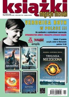 Magazyn Literacki KSIĄŻKI 11/2015
